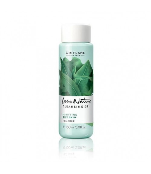 Oriflame Love Nature Tea Tree Cleansing Gel - 150 ml