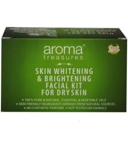 Aroma Whitening & Brightening Facial  Kit