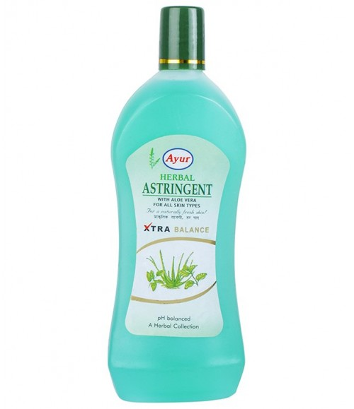 Ayur Herbal Astringent With Aloe Vera