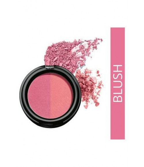 Lakme Absolute Face Stylist Blush Duos - Rose Blush