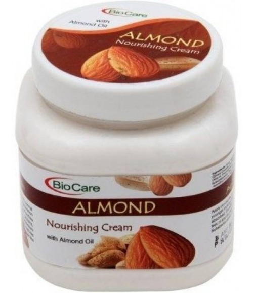 BioCare Face & Body Cream Almond 500 ml