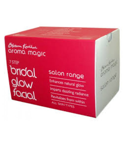 Aroma Magic Bridal Glow Facial Kit