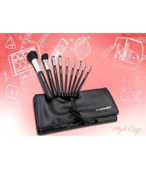 Vega Brush Set of 9