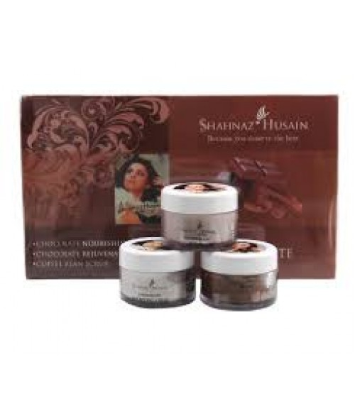 Shahnaz Hussian Chocolate Kit,