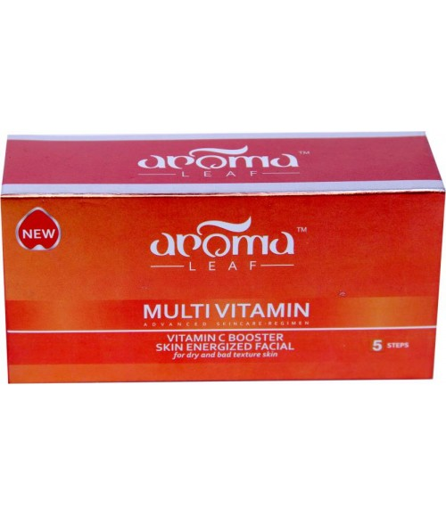 Aroma Multi Vitamins Facial Kit