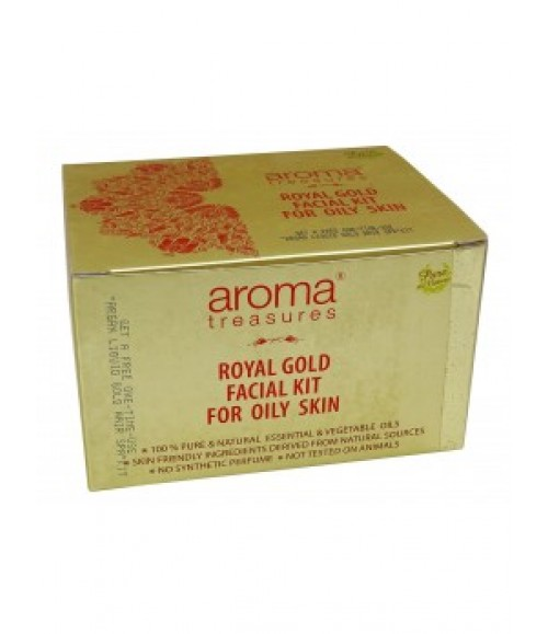 Aroma Royal Gold Facial Kit