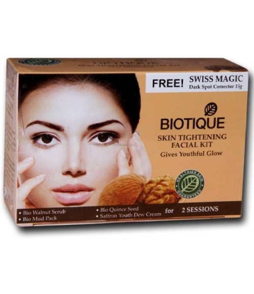 Biotique Skin Tight  Facial Kit