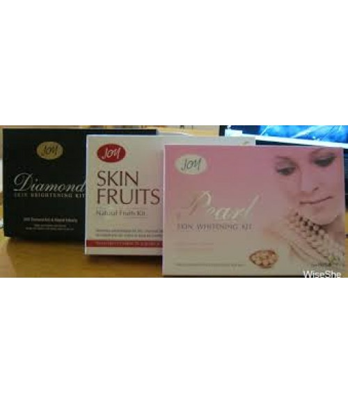 Joy Skin Fruits Natural Fruits Kit