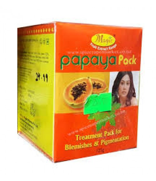 Magic Papaya Face Pack60grams