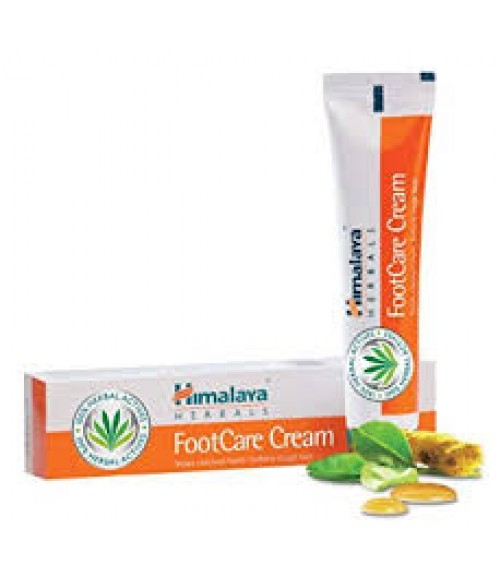 Himalaya Wellness Foot Care Cream, 50gm