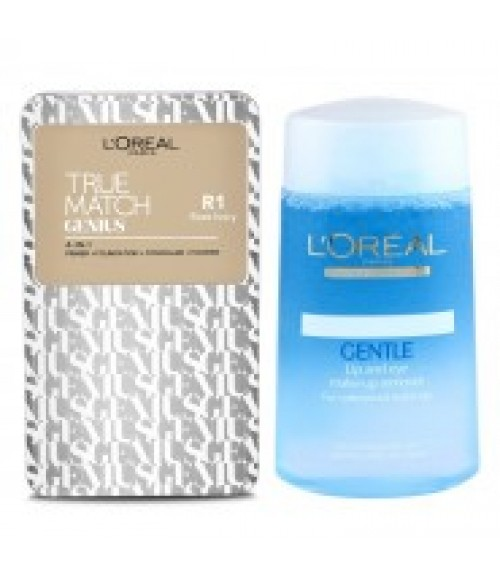 L'Oreal Paris True Match Genius 4-In-1 Compact Foundation