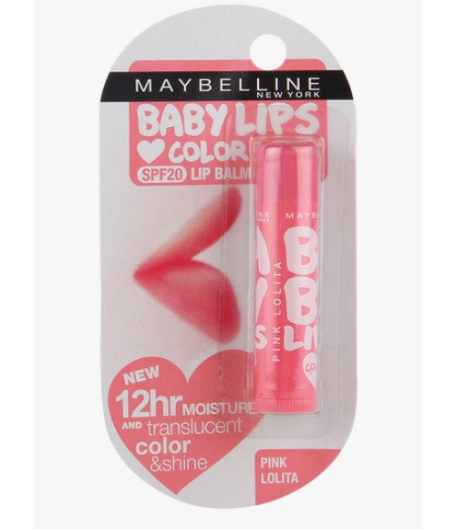 Maybelline Baby Lips Pink Lolita Lip Balm