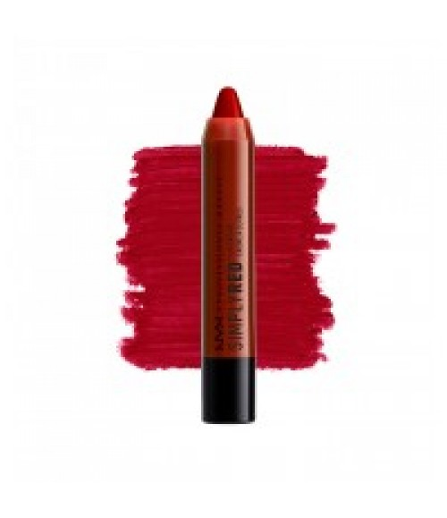 NYX Professional Makeup Simply Red Lip Cream