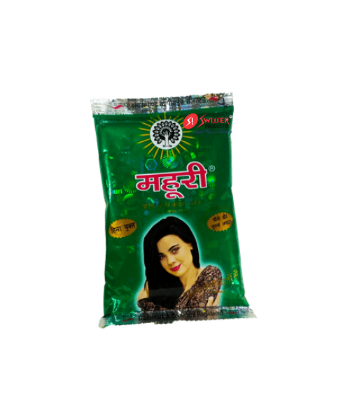 Mahuri Black Mehndi 25 gm