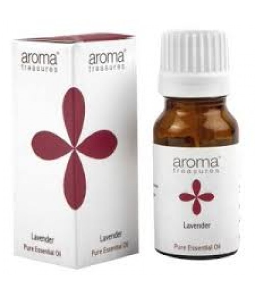 Aroma Treasures Lavender Pure Essential Oil