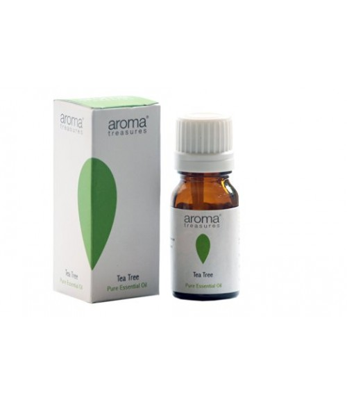 Aroma Treasures Tea Tree Pure Essential Oil (10ml)