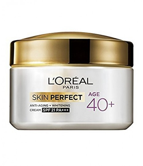 L'Oreal Paris Perfect Skin 40+ Day Cream, 50g