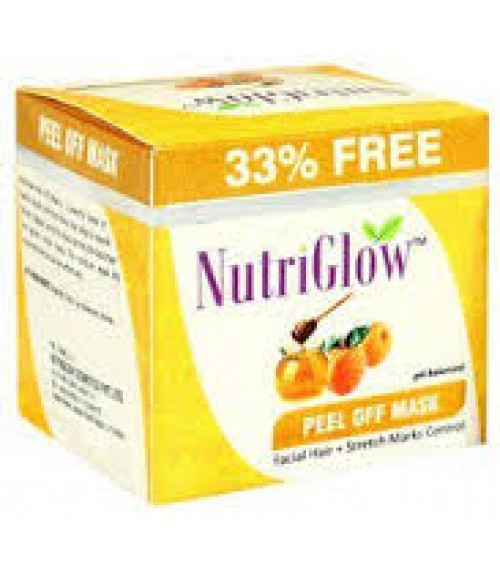 NutriGlow Peel Off Mask