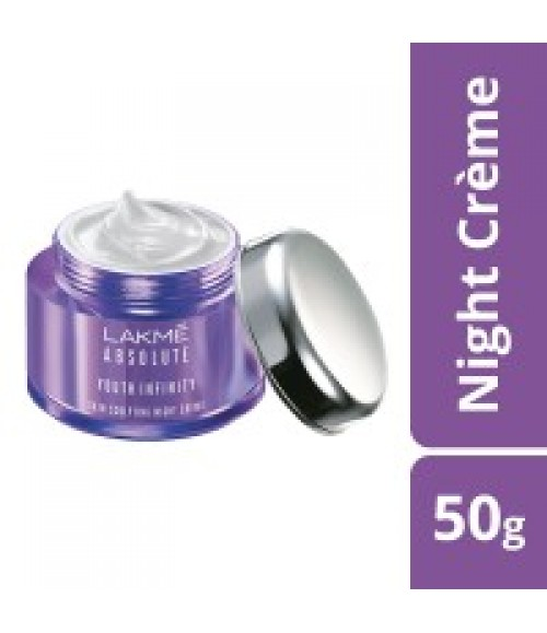 Lakme Absolute Youth Infinity Skin Sculpting Night Cream