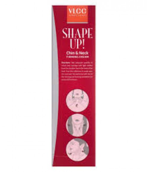 VLCC Shape Up Chin & Neck Firming Cream