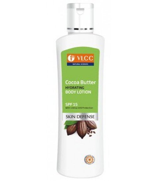 VLCC Cocoa Butter Hydrating Body Lotion SPF 15