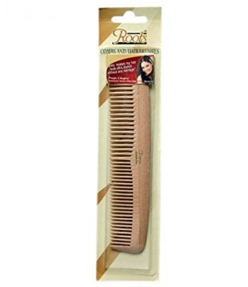 Roots Wooden Comb No 1103
