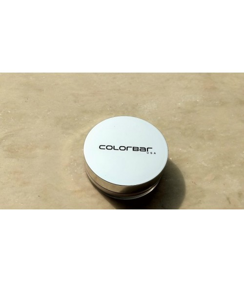 Colorbar Sheer Touch Mattifying Loose Powder - White Trans