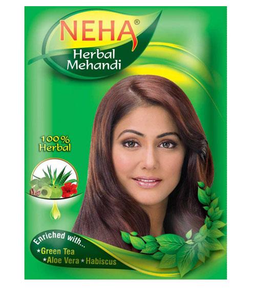 Hair Mehndi