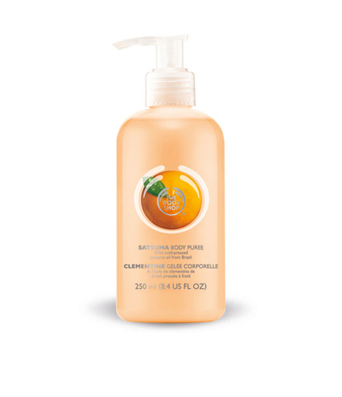Satsuma Body Pure Body Lotion