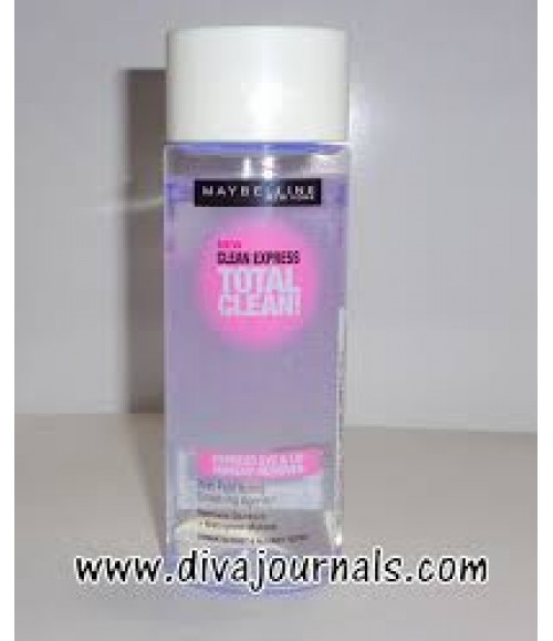 Maybelline Clean Express Total Clean